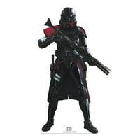 "Purge Trooper Jedi Fallen Order Disney/Lucas Films, Advanced Graphics Standup, 73"" x 42"""