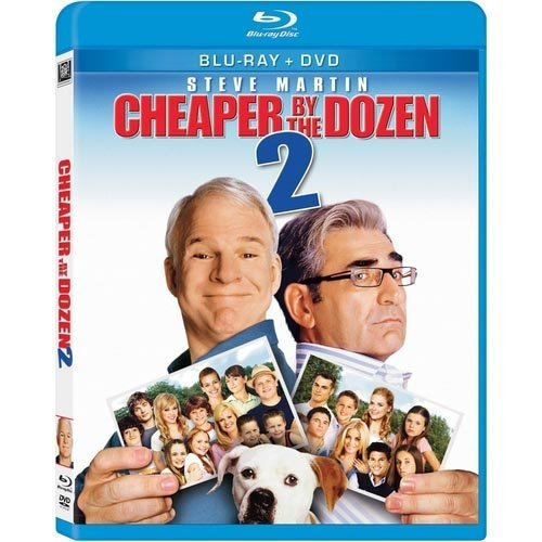 Cheaper By The Dozen 2 (Blu-ray + DVD) (With INSTAWATCH) (Widescreen)