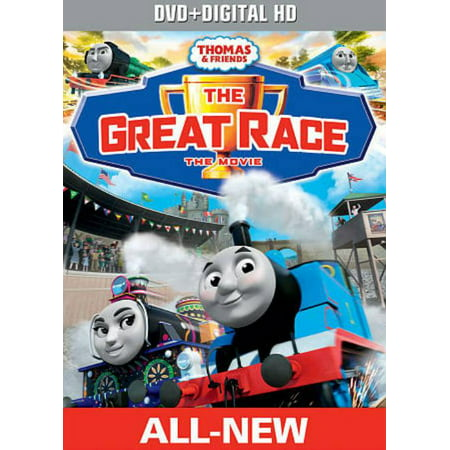 Thomas and Friends: The Great Race DVD - image 1 of 1
