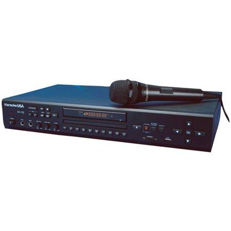 Karaoke Reproductor de DVD/CDG/MP3G Karaoke Karaoke USA DV102 + Generic en Veo y Compro