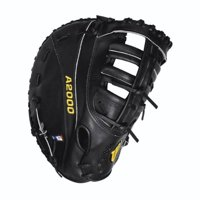 "Wilson 12"" A2000 Series Baseball First Base Mitt, Right Hand Throw"