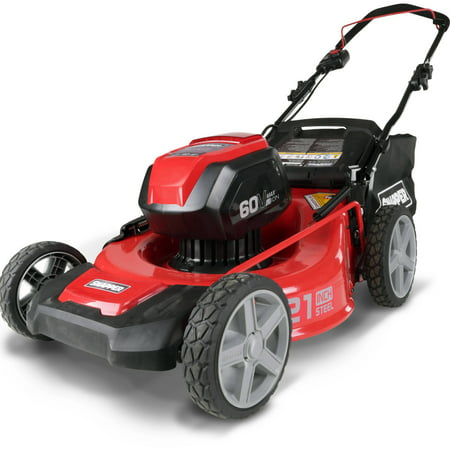 Snapper 60v Mower, 4ah Battery and Charger Included SP60V