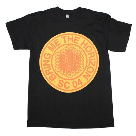 Bring me the Horizon Sepiternal Circle T-Shirt - Black - Large](Bring Me The Horizon Halloween)