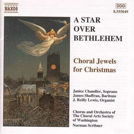 Star Over Bethlehem: Choral Jewels Christmas / Various (Choral Singing Cd Bass)