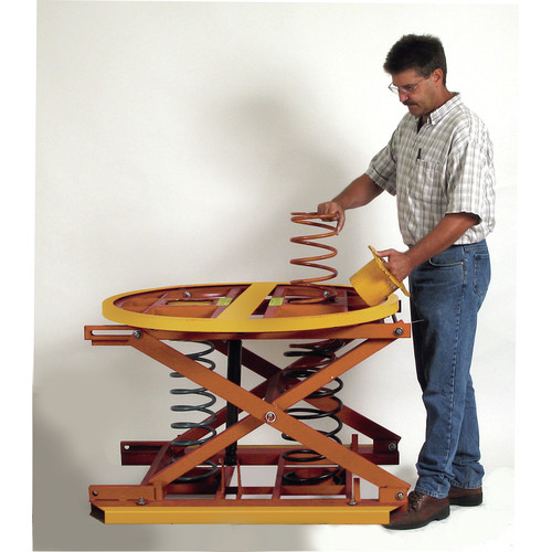 Wesco Industrial Products Pallet Leveler