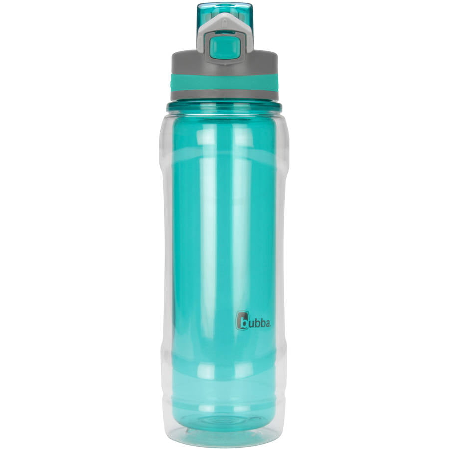 Bubba Flo Duo 24 Ounce Refresh Insulated Island Teal with Marina Blue Accents Water Bottle