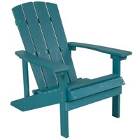 Flash Furniture Charlestown All-Weather Adirondack Chair, Multiple Colors