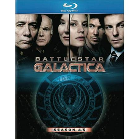 Battlestar Galactica: Season 4.5 (Blu-ray)