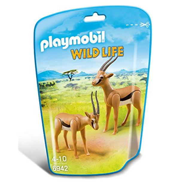 PLAYMOBIL Gazelles Playset 6942