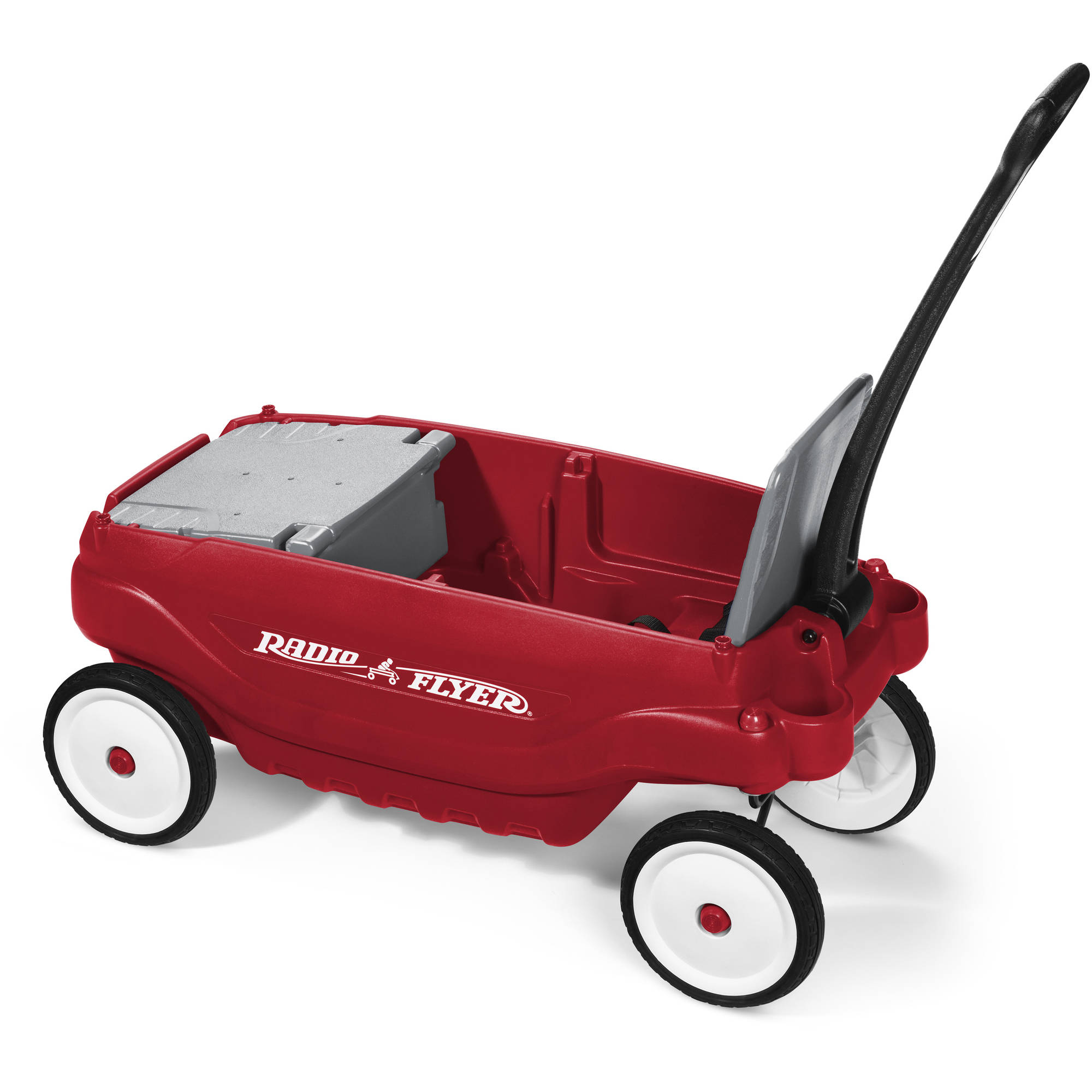 Radio Flyer Deluxe Family Wagon With