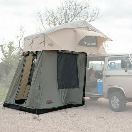 Tuff Stuff Overland TS-ANX-RAN Olive Green/Black Rooftop Tent Annex Room Ranger ()