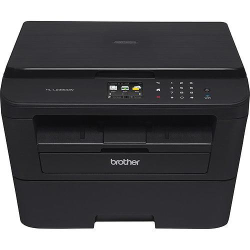 Brother Laser Multifunction Printer - Monochrome HL-L2380...