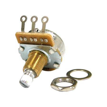 Split Shaft Potentiometer (Proline 500K Split Shaft Potentiometer)
