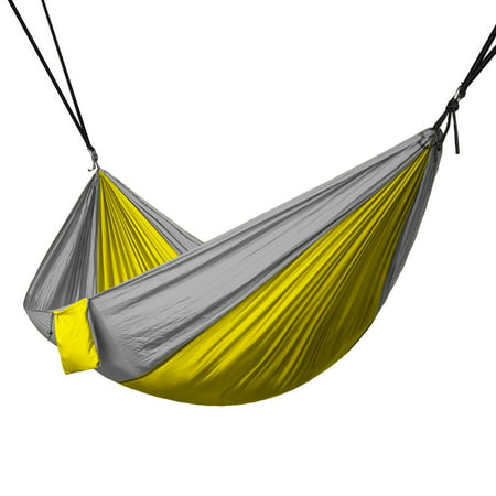 North East Harbor Portable 2 Person Camping Hammock - Halloween North East Mall