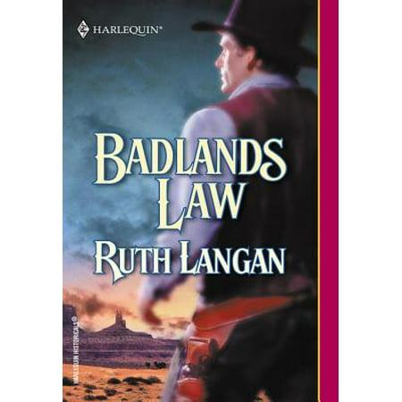 Badlands Law - eBook ()