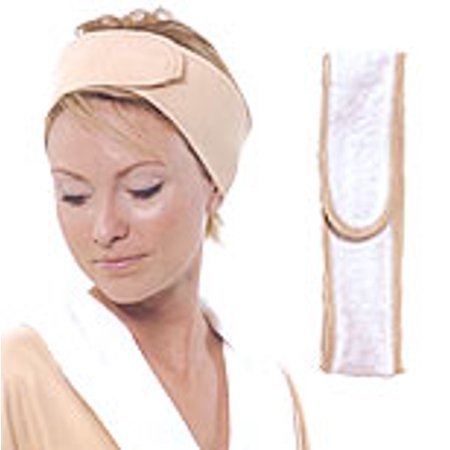 Spa Sister: Spa Sister Reversible Deluxe Microfiber Headband (Color : Tan / Cream) - Ugg Headband Sale