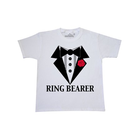 Tuxedo Ring Bearer Youth - Ring Bearer Shirt