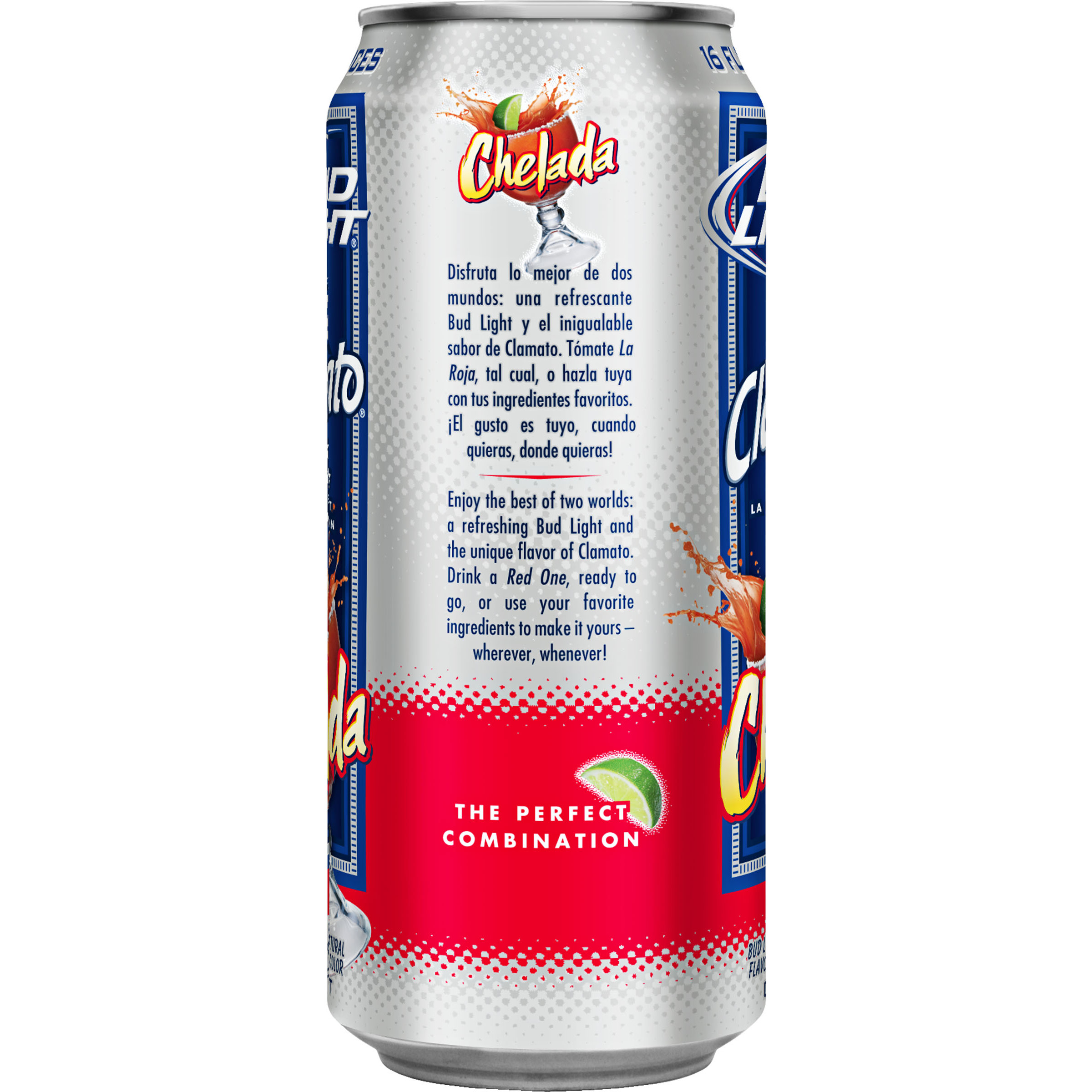 Chelada Bud Light Beer, 4 Pk 16 Fl. Oz. Cans   Walmart.com