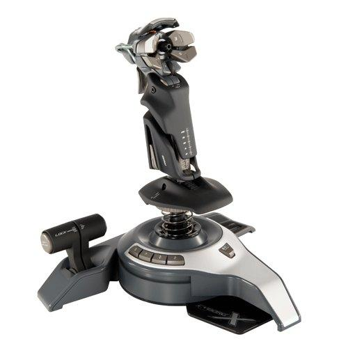 Cyborg F.L.Y 5 Flight Stick - Cable - PC