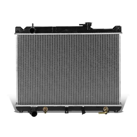 For 2001 to 2005 Suzuki Grand Vitara / XL7 AT / MT OE Style Aluminum Core Cooling Radiator DPI 2430 02 03 (Replacement Suzuki Radiator Support)
