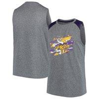 edb5e488562 Product Image Minnesota Vikings NFL Pro Line by Fanatics Branded Youth True  Colors Sleeveless T-Shirt -