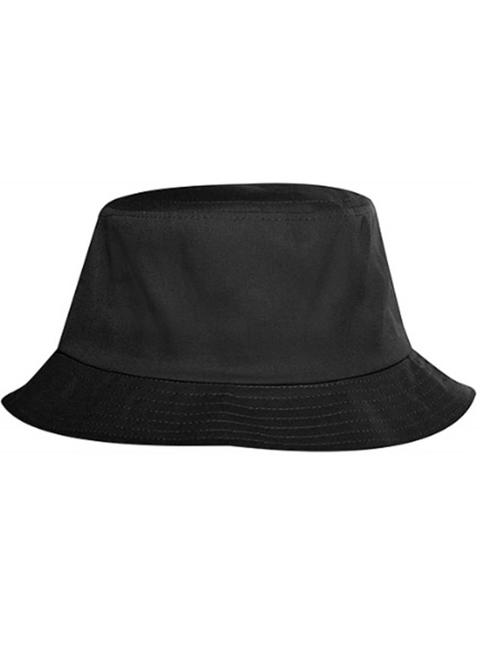 Cotton Twill Bucket Hat - Black Medium 9cc52ecbddd