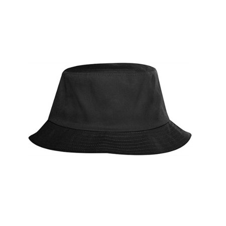 2f09d6f7298 Cotton Twill Bucket Hat - White Large - image 1 of 1 ...