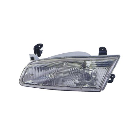Replacement Driver And Passenger Side Headlight For 97 99 Toyota Camry