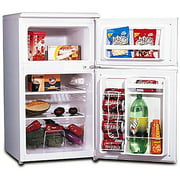 Igloo 3.2 cu ft 2-Door Refrigerator and Freezer by Freezers