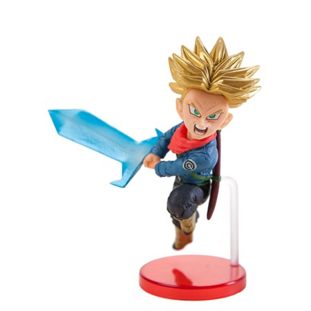 Dragon Ball Super WCF Vol. 7 Super Saiyan 2 Future Trunks PVC Mini Figure