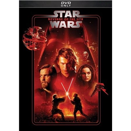 Star Wars: Episode III: Revenge of the Sith (DVD) (Star Wars Revenge Of The Sith Game)