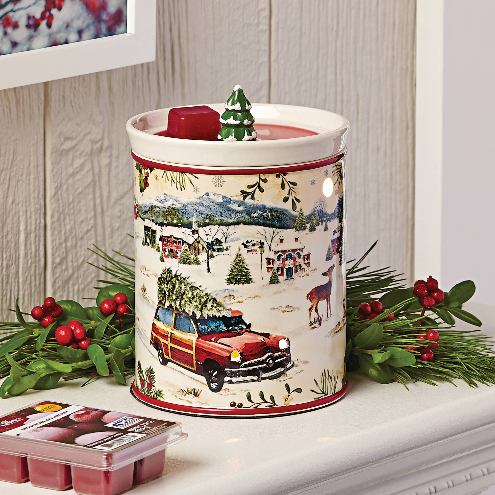 Better Homes and Gardens Family Traditons Wax Warmer