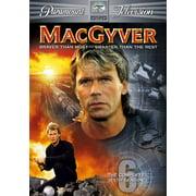 MacGyver: The Complete Sixth Season (DVD)