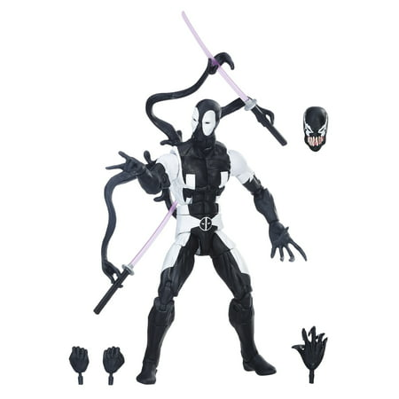 Marvel Legends Series Back in Black 6-inch Deadpool (The Black Cat Marvel)