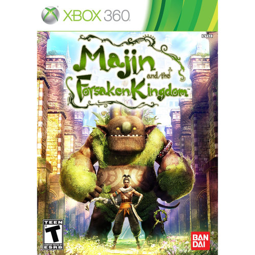 Majin And The Forsaken Kingdom (Xbox 360) - Pre-Owned