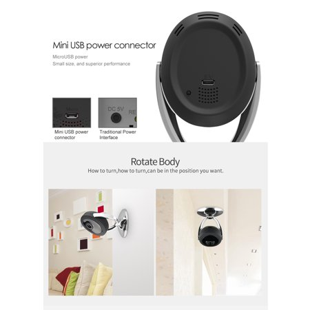 C93 Wireless IP Camera IR Night Vision Network Camera HD