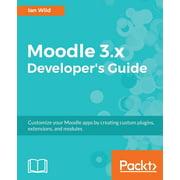 Moodle 3.x Developer's Guide (Paperback)