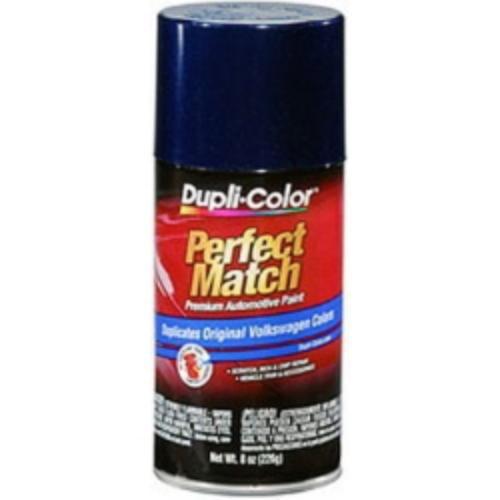 Krylon BVW2043 Perfect Match Automotive Paint, Volkswagen Indigo Blue, 8 Oz Aerosol Can
