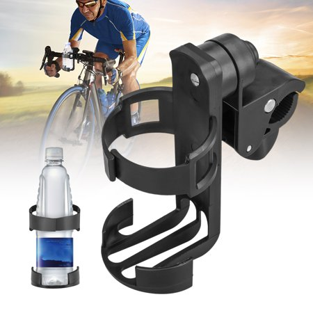 Motorcycle Drink Holder (Quick Release Drink Bottle Cup Holder Handlebar Mount Cage for Motorcycle Bike)