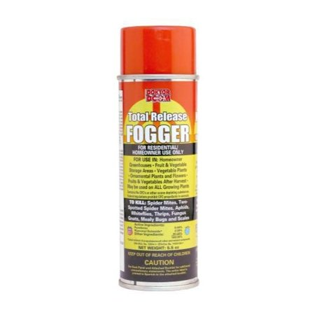 Spider Mite Fogger, Indoor, 5.5 oz., Hydrofarm, (Best Cure For Spider Mites)