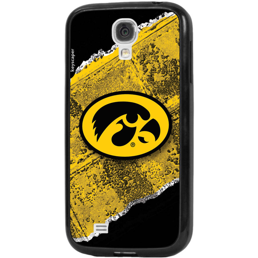 Iowa Hawkeyes Galaxy S4 Bumper Case