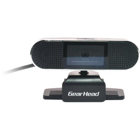 Gear Head 8MP 1080p Webcam