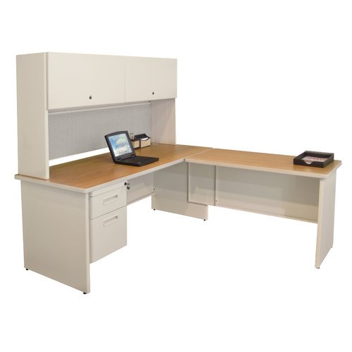 Marvel Office Furniture Pronto Return L Shape Executive