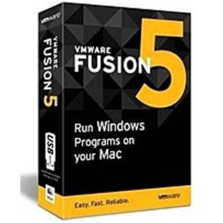 Refurbished VMware FUS5-MKIT-CP Fusion 5 for Mac - Media Package - 1 Computer -