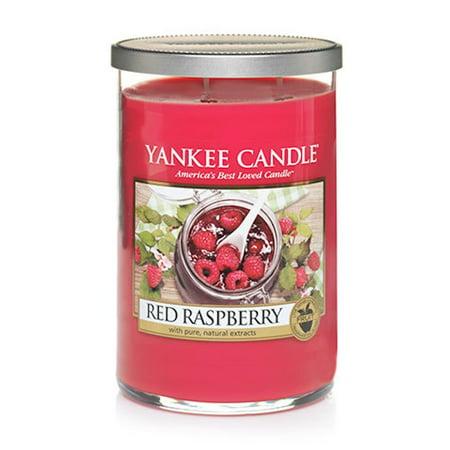Yankee Candle Red Raspberry 1323195 Large Tumbler 22 oz -
