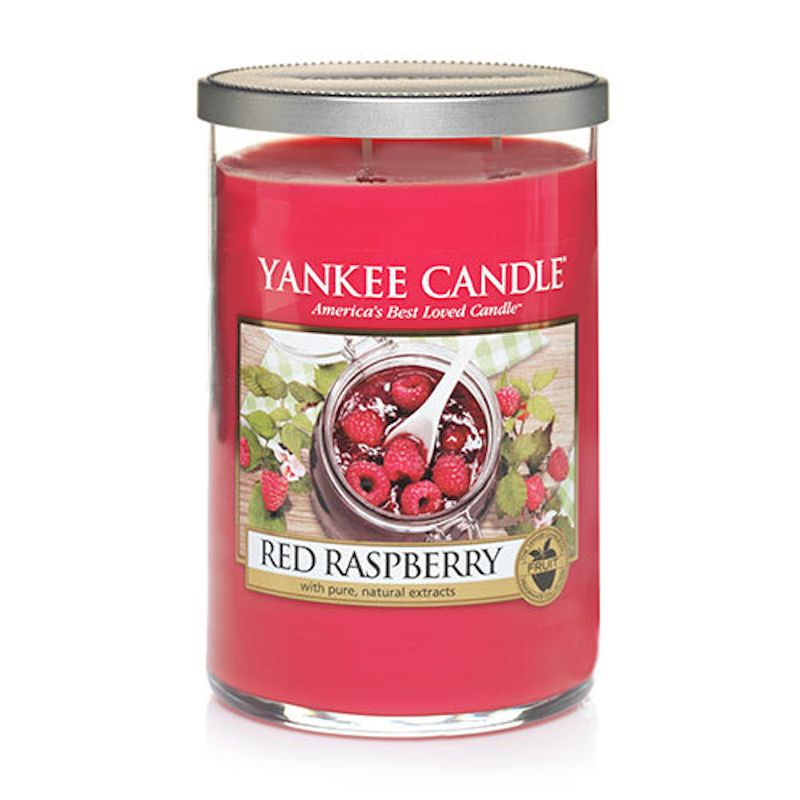 Yankee Candle Red Raspberry 1323195 Large Tumbler 22 oz Candle