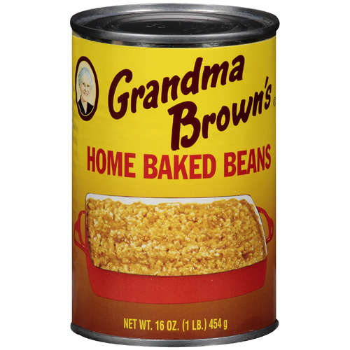 Grandma Brown's Home Baked Beans, 16 oz