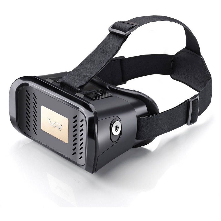 "Sharkk VR 3D Goggles with Magnetic Control for 4.7""-6"" Screens"