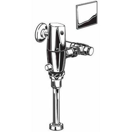 American Standard 6061.051.002 Selectronic Exposed 0.5 GPF Urinal Multi-AC Powered Flush Valve, (Best High Power Flush Toilet)