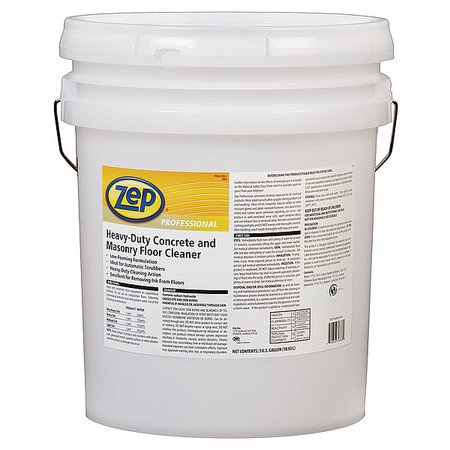Zep Professional 1041549 Concrete And Masonry Floor